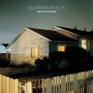 3rd album release by Silversun Pickups is titled Neck of the Woods (2012)